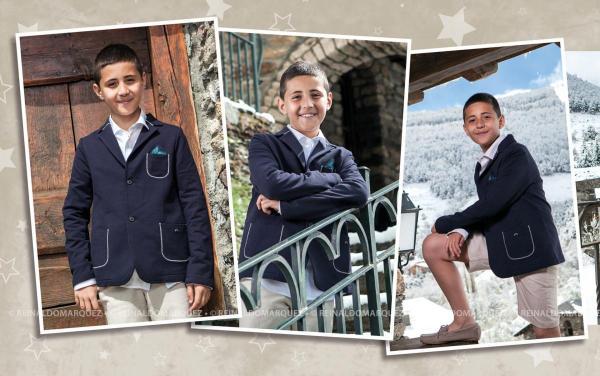 Fotos de la primera comunión en Andorra