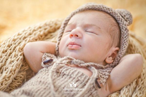 Fotografía de bebé en Andorra